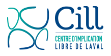 CENTRE D'IMPLICATION LIBRE DE LAVAL –  C.I.L.L.